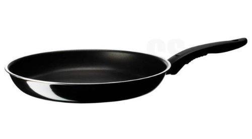 Sartén, negro - 28 cm - antiadherente de alta calidad - cocina sin grasas - sarten