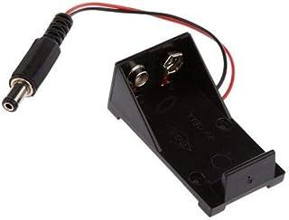 Clip de batería para 9v bloque batería I-forma con digitai nuevo