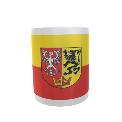 U24 Tasse Kaffeebecher Mug Cup Flagge Bad Neuenahr-Ahrweiler