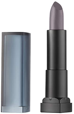 Maybelline Color Sensational Lipstick, Lip Makeup, Matte Finish, Hydrating Lipstick, Nude, Pink, Red, Plum Lip Color, Peach Buff, 0.15 oz; (Packaging May Vary)