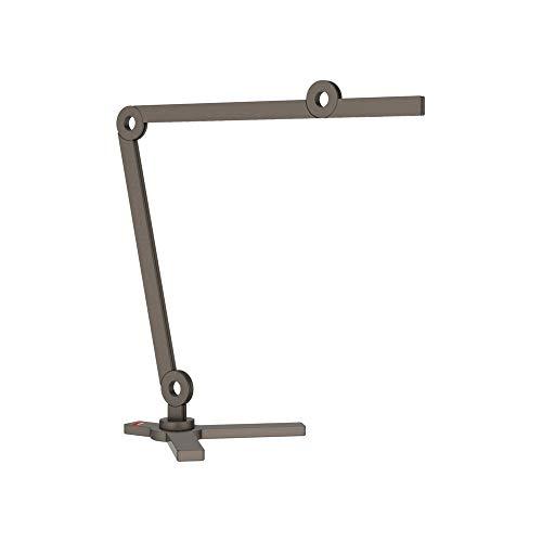senses Design-Standleuchte MOOOVE Medi, anthrazit, 6.5 W LED-Stehlampe, flexibel einstellbar, Bewegungsmelder, dimmbar