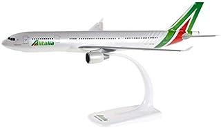 herpa wings 1/200 A330-200 アリタリア航空 ※プラスチック製スナップフィット