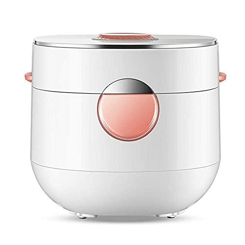 QIXIAOCYB Hervidor de presión eléctrico para el hogar, gases de escape automáticos, cocina de reserva inteligente de 5 litros, hervidor de arroz, hervidor completo con pantalla grande