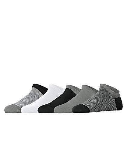 ESPRIT Damen Mixed Stripes 5-Pack W SN Hausschuh-Socken, Mehrfarbig (Sortiment 20), 36-41 (UK 3.5-7 Ι US 6-9.5) (2er Pack)