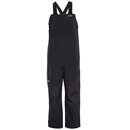 Gill Salopette de Ski imperméable pour Femme Noir Taille 12