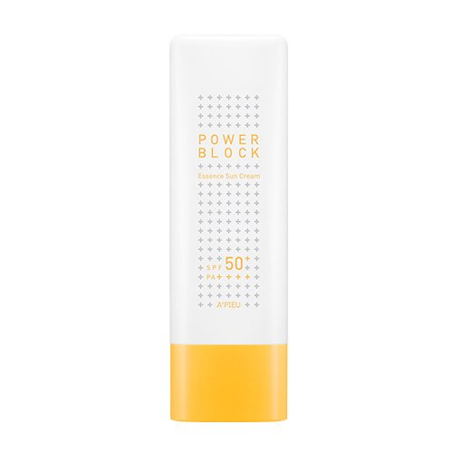 A'pieu Power Block Essence Sun Cream SPF 50+ PA++++