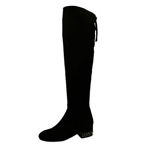Zapatos Mujer Botas Botines Pedro Miralles 24301 Negro 40