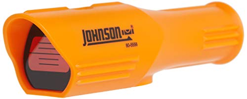 Johnson Level & Tool 80-5556 Contractor Hand Held Sight Level