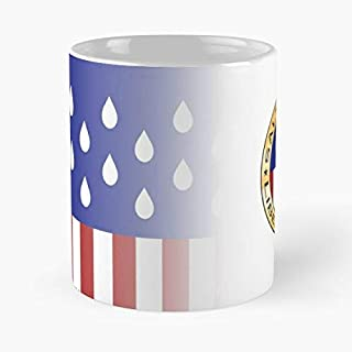 Salty Sweet Liberal Tears Classic Mug - The Funny Coffee Mugs For Halloween, Holiday, Christmas Party Decoration 11 Ounce White Laqued.