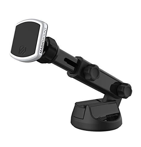SCOSCHE MPWDEX2-XTSP MagicMount Pro Extendo Telescopio Ventana y Dash Phone/GPS Soporte para el Coche, casa u Oficina