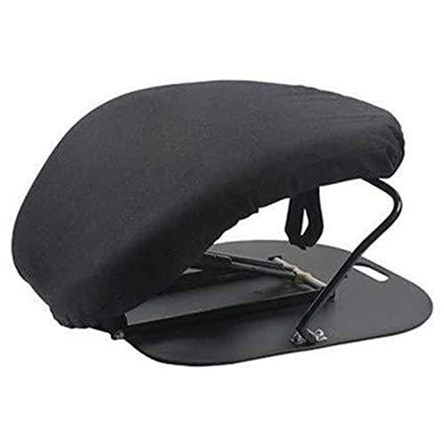 Joyfitness Ergonomic Seat Assist Plus, Cojín De Ayuda Portátil para Levantar con Soporte De hasta 340 Libras para Ancianos, Discapacitados O Discapacitados Que También Es Autoalimentado
