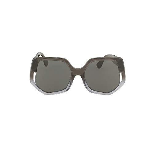 Miu Miu Sonnenbrille MU 07VS 5795S0 Brille Damen Farbe grau Linse grigio Größe 55 mm