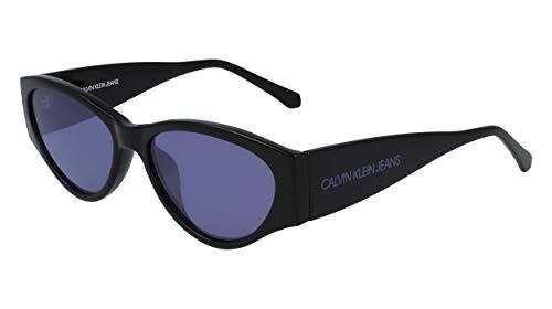 CALVIN KLEIN JEANS EYEWEAR CKJ19505S gafas de sol, negro, 5516 para Mujer