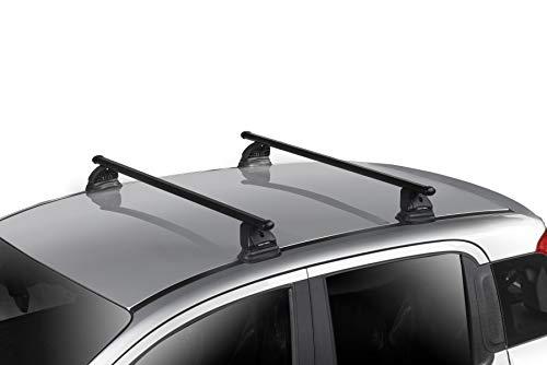 Dachträger VDP EVO Stahl kompatibel mit Hyundai i30 (GD) 3-5 Türer 2012-2017