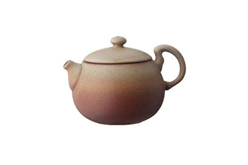 Tea Soul B6021544 THéIèRE Prosperity Rouge & Jaune, Céramique, Rouge/Jaune