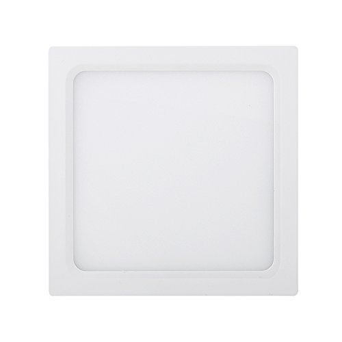 Plafon De Sobrepor Bella Iluminação Smart Abs Branco