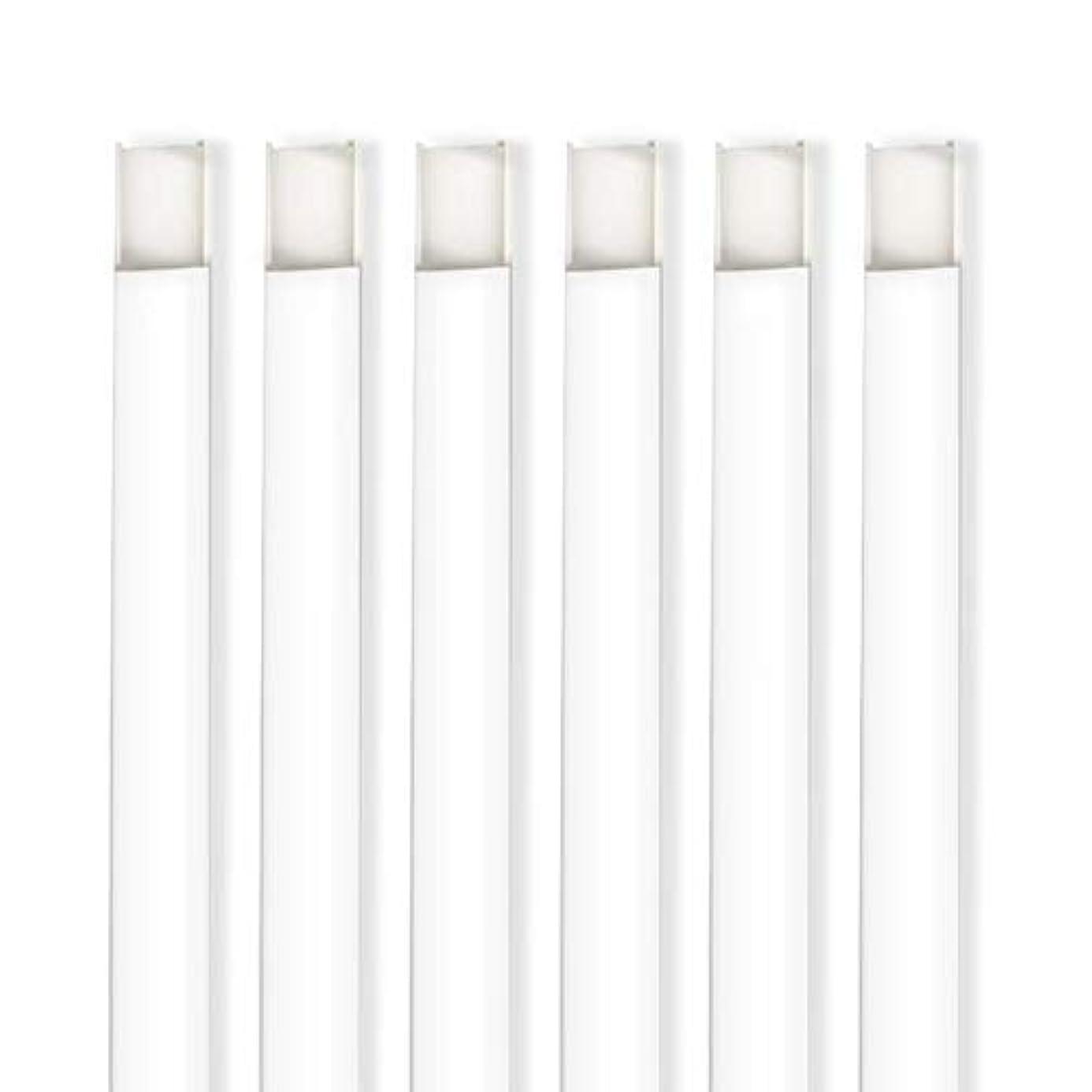 不満令状どっちケーブルカバー 配線カバー 配線モール 電線ケーブルカバーケーブルプロテクター テープ ケーブル モール コードプロテクター ホワイト (組み合わせ1)