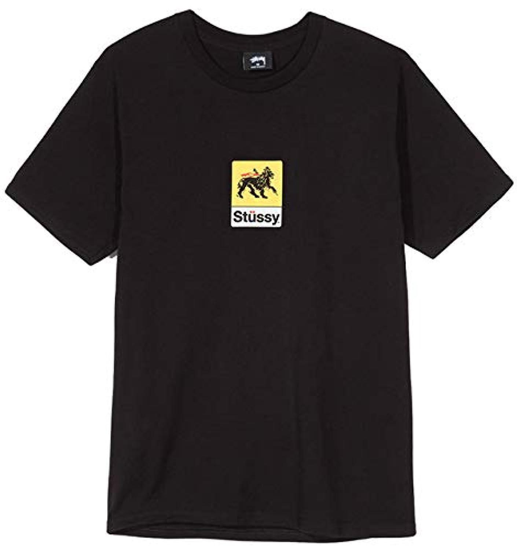 [ステューシー] Tシャツ LEONE TEE 18HO black T-シャツ TEE ブラック ライオン 1904303 [並行輸入品]