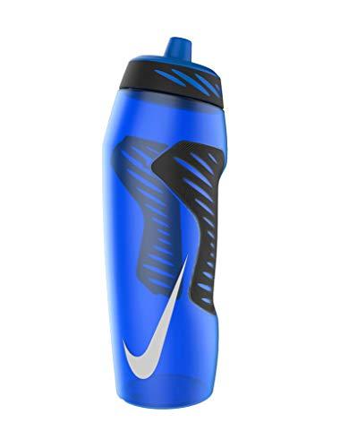 Nike HYPERFUEL WATER BOTTLE Gourde Game Royal/noir/blanc 32 oz