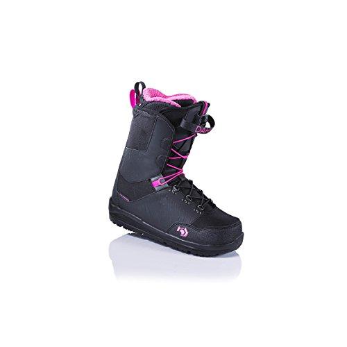 Northwave - Boots De Snowboard Dahlia SL Wm's Black - Femme - Taille 40 - Noir