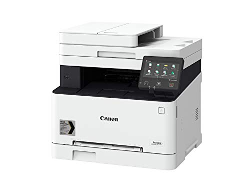 Impresora láser multifunción color Canon i-Sensys MF643Cdw blanca Wifi