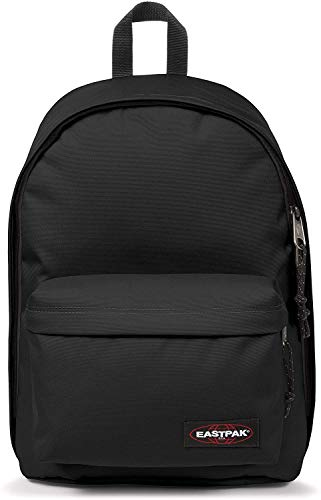 Eastpak Out Of Office, Zaino Casual Unisex - Adulto, 27 l, Nero (Black) 44 x 29.5 x 22 cm