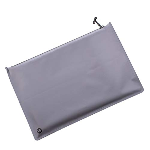 100% Waterproof Pouch for Laptop, Camera, Phone, Passport & More – The #1 Lightweight, Durable, & Versatile Waterproof Case for Electronics – Ideal for Outdoor Activities, Sporting Events, Travel