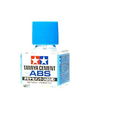 タミヤセメント ABS樹脂用 【87137】