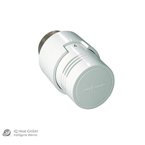Viessmann Heizkörper Thermostatkopf ET 35weiß mit Gewindeanschluss M30 x1,5