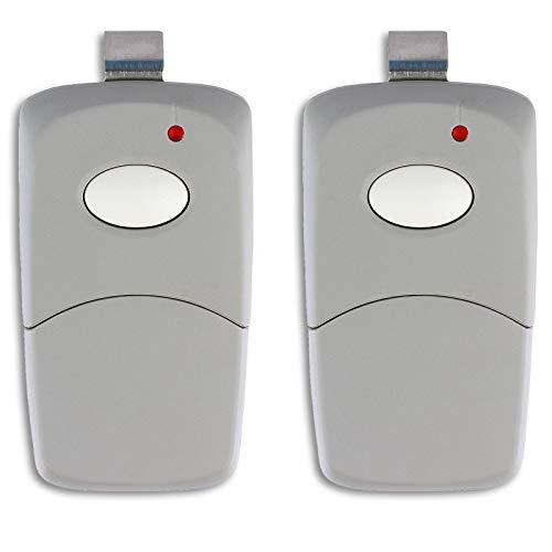 2 for Multi-Code Linear 3089 Garage Door Remote Opener (308911, MCS308911 300mhz)
