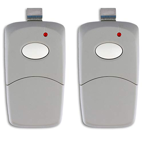 2 for Multi-Code Linear 3089 Garage Door Remote Opener (308911, MCS308911 300mhz)