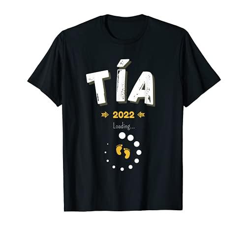 Seré Tía En 2022 - Tía Loading - Nacimiento Del Sobrino Camiseta