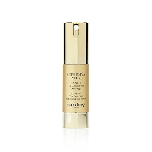 Sisley Supremya yeux la Nuit unisex, Nachtpflege 15 ml, 1er Pack (1 x 0.067 kg)