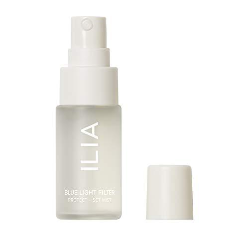 ILIA - Natural Blue Light Face Mist   Non-Toxic, Vegan, Cruelty-Free, Clean Makeup (0.47 fl oz   14 ml)
