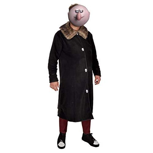 Ciao-Costume Fester Addams Family, taglia unica Uomo, Nero, 11142