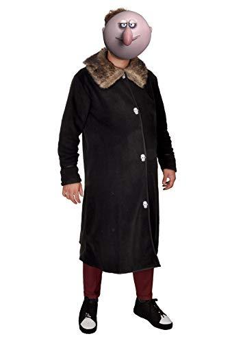 Ciao 11142 Fester Addams - Disfraz de familia, talla única