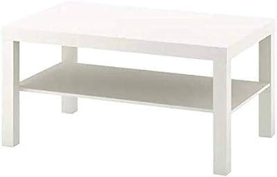 IKEA Lack Couchtisch in weiß; (90x55cm): : Küche