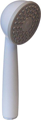 sanicomfort 1934546 Handbrause für Niederdruckgeräte und Badeöfen
