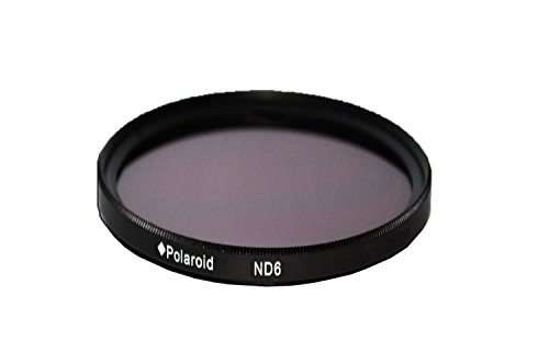Polaroid Optics ND 0.6 Neutral Density Filter For The Nikon D40, D40x, D50, D60, D70, D80, D90, D100, D200, D300, D3, D3S, D700, D3000, D5000, D3100, D3200, D3300, D7000, D5100, D4, D4s, D800, D800E, D600, D610, D7100, D5200, D5300 Digital SLR Cameras Which Have Any Of These (18-135mm, 18-105mm, 18-70mm, 16-85mm, 35mm) Nikon Lenses