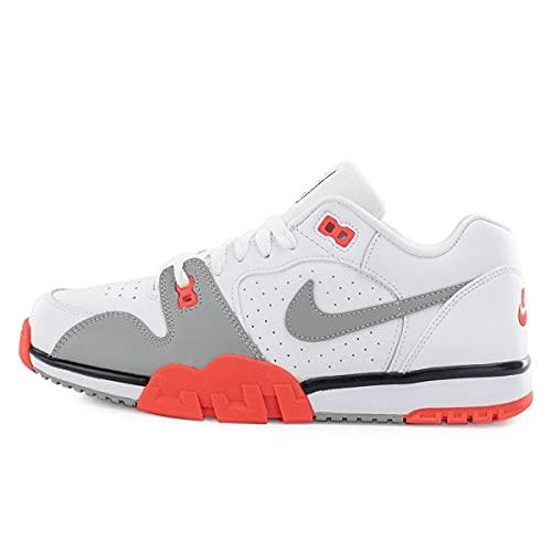 Nike Zapatillas para hombre blanco CQ9182 105 Blanco Size: 46 EU