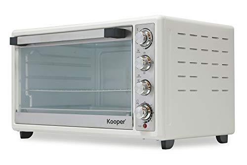 Kooper 2192842 - Forno Elettrico Ventilato 72 L, 2100W, 65 x 39 x 37 cm