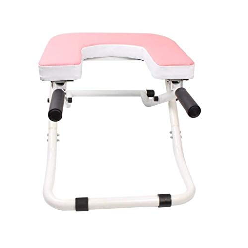 Amazing Deal DLJAC Yoga Chair Inverted Table Home Foldable Standing Yoga Chair for The House Gym to ...