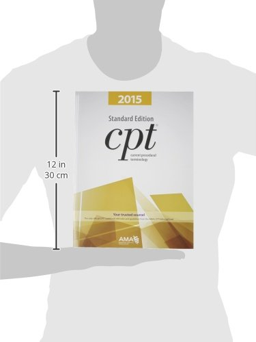 2015 CPT Standard Edition (Current Procedural Terminology (CPT) Standard)
