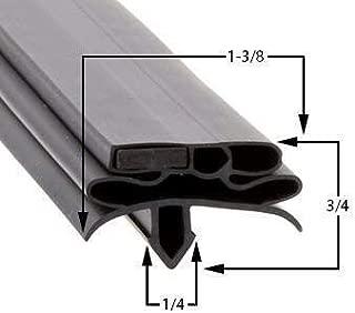 GasketsandStripCurtains.com TUC-48 Door Gasket Refrigerator Freezer Cooler 932588 Compatible with TRUE TUC-48 using 932588