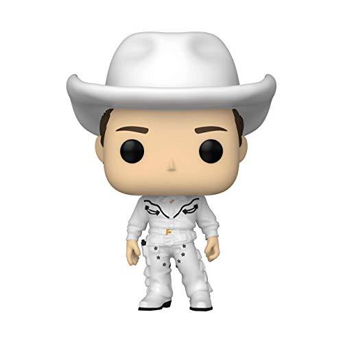 Funko- Pop TV Friends-Cowboy Joey S3 Figura coleccionable, Multicolor (41953)
