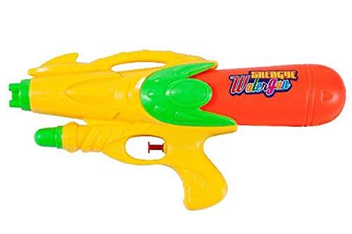 TOINSA- Pistola Agua EN Bolsa 30cm. Armas y proyectiles, Multicolor (03-6605)