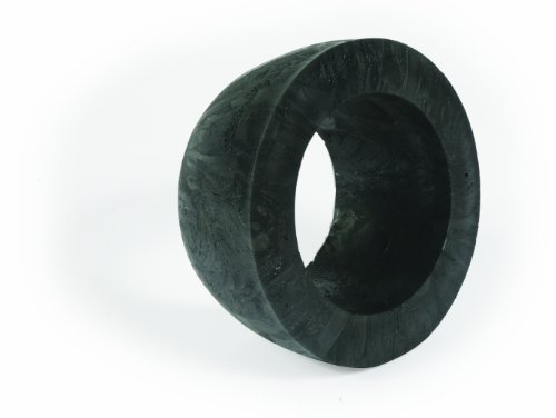 "Camco 4"" x 3"" Sewer Hose Seal- Connects Directly on RV Sewer Hose for an Odor Proof Connection to Dump Station (39313)"