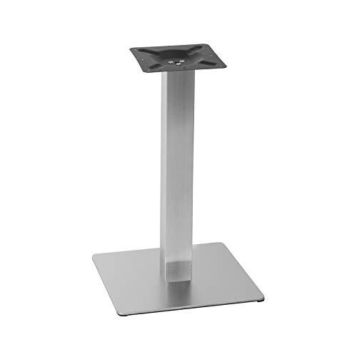 Tischgestell aus Edelstahl Modell