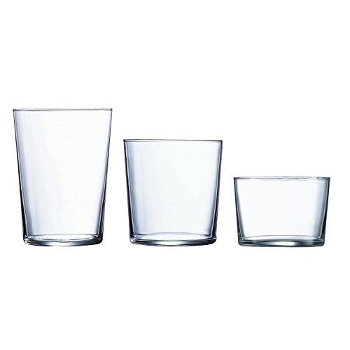 Vasos Cristal Agua Luminarc Marca Luminarc