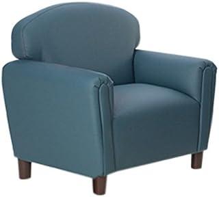 مبلمان کاملاً جدید دنیای FP2B200 صندلی اثاثه یا لوازم داخلی کودک پیش دبستانی Enviro - کودک ، آبی